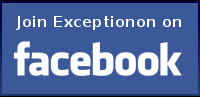 Join Exceptionon on Facebook